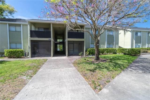 914 Lake Destiny Road D, Altamonte Springs, FL 32714 (MLS #O5851118) :: Godwin Realty Group