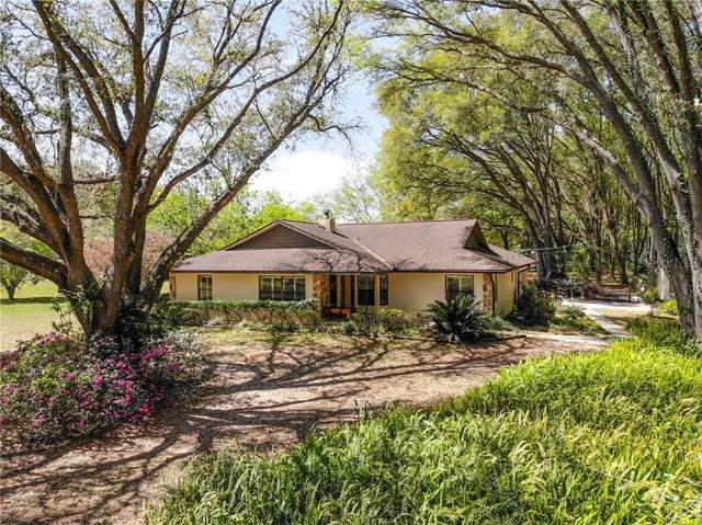 13300 NE 39TH Terrace, Anthony, FL 32617 (MLS #O5851181) :: Realty Executives Mid Florida