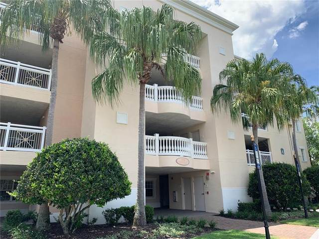 1350 Centre Court Ridge Drive #201, Reunion, FL 34747 (MLS #O5851185) :: Alpha Equity Team