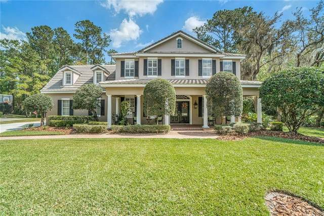 419 Timberwalk Lane, Lake Mary, FL 32746 (MLS #O5851506) :: Alpha Equity Team