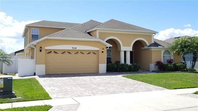 719 Seneca Trail, Saint Cloud, FL 34772 (MLS #O5851691) :: Dalton Wade Real Estate Group