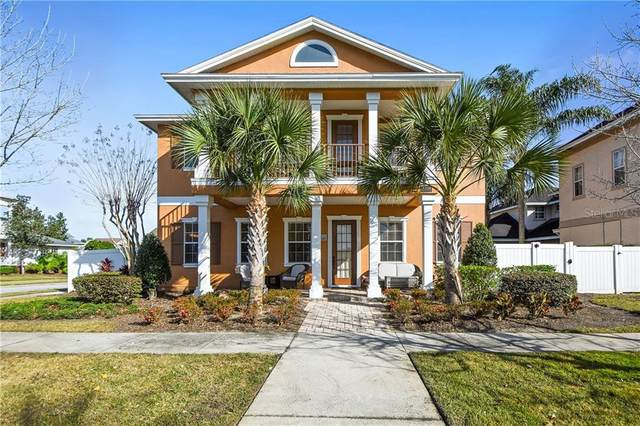 7708 Excitement Drive, Reunion, FL 34747 (MLS #O5851721) :: Heart & Home Group