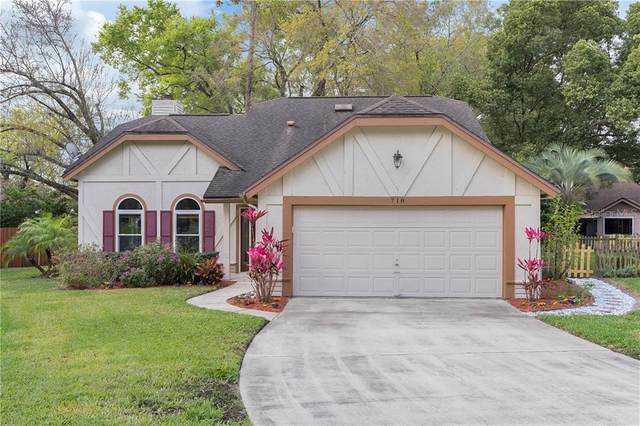 718 Pine Terrace Court, Altamonte Springs, FL 32714 (MLS #O5851800) :: The Duncan Duo Team