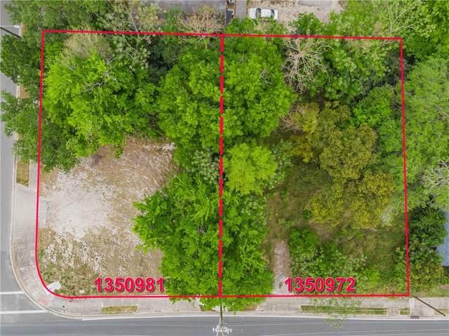 W Dixie Ave & Euclid Avenue, Leesburg, FL 34748 (MLS #O5851938) :: Premier Home Experts