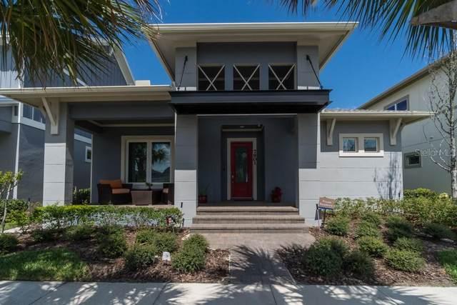 7901 Dausset Street, Orlando, FL 32827 (MLS #O5851995) :: Griffin Group