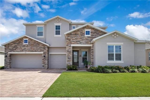 943 Blackthorn Drive, Apopka, FL 32703 (MLS #O5852229) :: Griffin Group
