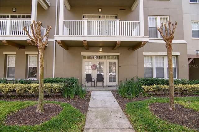 1410 Celebration Avenue #104, Celebration, FL 34747 (MLS #O5852337) :: Bustamante Real Estate