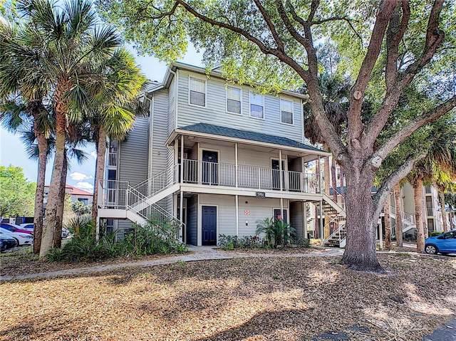 5986 Westgate Drive #103, Orlando, FL 32835 (MLS #O5852481) :: Bustamante Real Estate