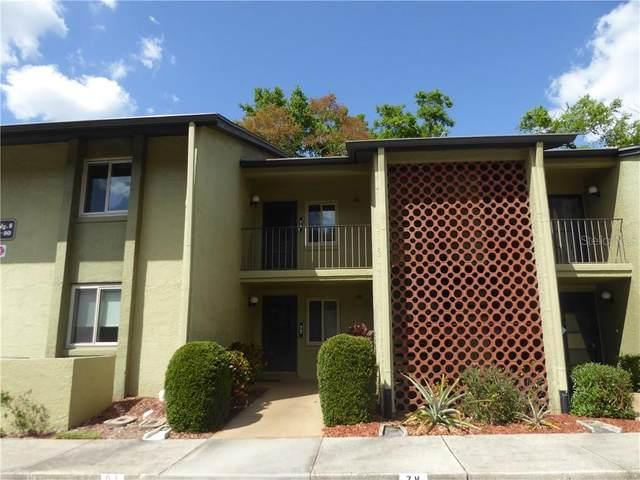 8 Escondido Circle #78, Altamonte Springs, FL 32701 (MLS #O5852848) :: KELLER WILLIAMS ELITE PARTNERS IV REALTY