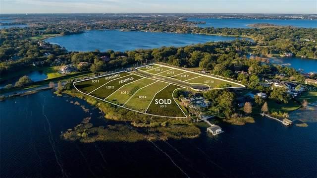 1006 Down Reserve Court, Windermere, FL 34786 (MLS #O5852898) :: Bustamante Real Estate