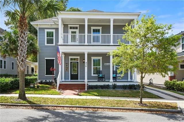 876 Landrum Drive, Winter Garden, FL 34787 (MLS #O5853050) :: Bustamante Real Estate