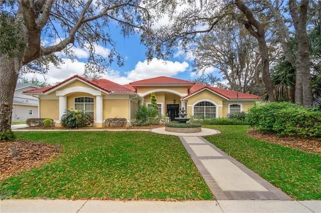 718 Glen Eagle Drive, Winter Springs, FL 32708 (MLS #O5853087) :: Real Estate Chicks