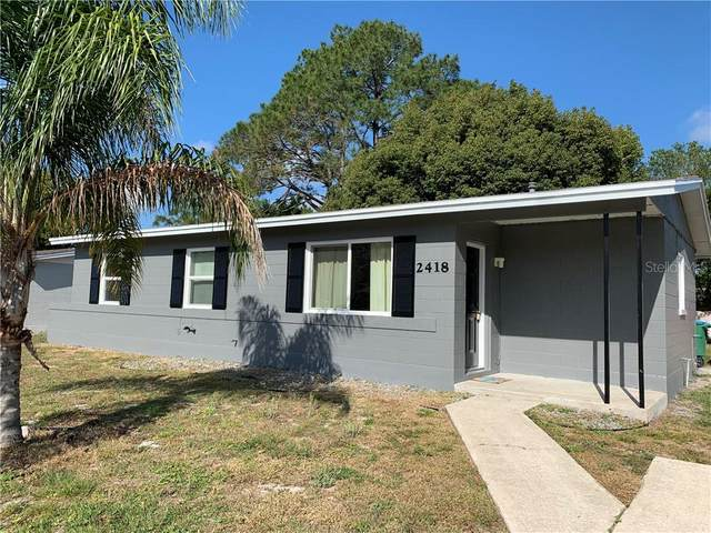 2418 Adams Avenue, Deltona, FL 32738 (MLS #O5853148) :: Gate Arty & the Group - Keller Williams Realty Smart