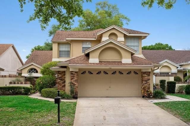 711 Barrington Circle, Winter Springs, FL 32708 (MLS #O5853351) :: Real Estate Chicks