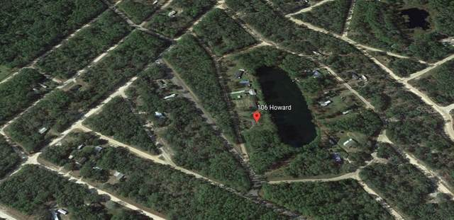 106 Howard Drive, Interlachen, FL 32148 (MLS #O5853428) :: Cartwright Realty