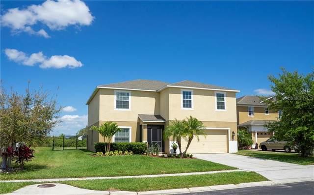 4509 Mackenzie Way, Kissimmee, FL 34758 (MLS #O5853457) :: Team Bohannon Keller Williams, Tampa Properties