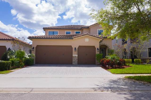 10418 Siddington Drive, Orlando, FL 32832 (MLS #O5853481) :: Cartwright Realty