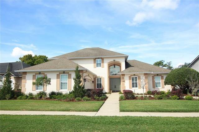 1785 Carillon Park Drive, Oviedo, FL 32765 (MLS #O5853489) :: Kendrick Realty Inc