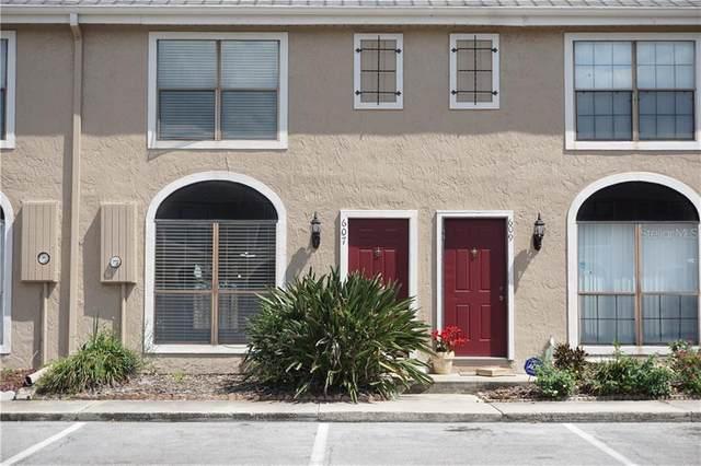 607 Casa Park Court O, Winter Springs, FL 32708 (MLS #O5853628) :: Real Estate Chicks
