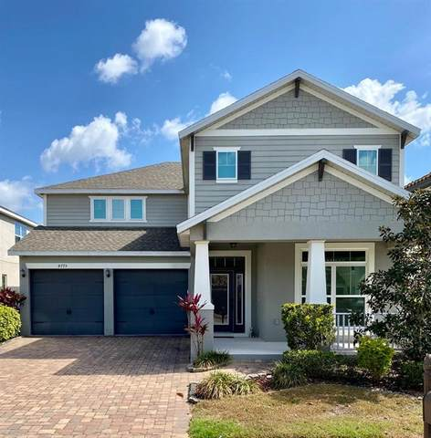 8775 Lookout Pointe Drive, Windermere, FL 34786 (MLS #O5853740) :: Griffin Group