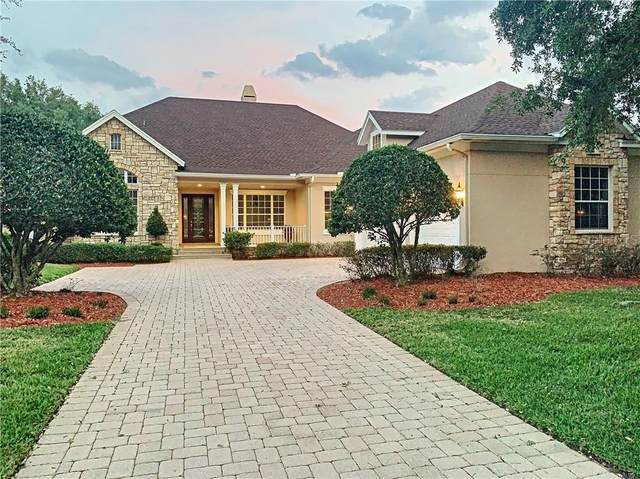 8436 Lake Burden Cir, Windermere, FL 34786 (MLS #O5853844) :: Premier Home Experts