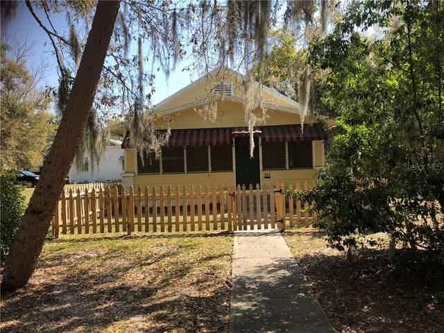 844 N Grandview Street, Mount Dora, FL 32757 (MLS #O5853876) :: Zarghami Group