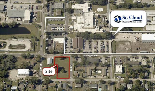 Budinger Avenue, Saint Cloud, FL 34769 (MLS #O5854071) :: Griffin Group