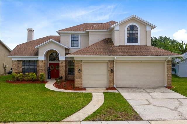 129 Augusta Drive, Orlando, FL 32828 (MLS #O5854077) :: GO Realty