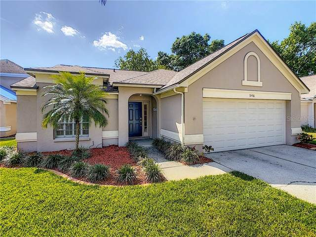 546 Birgham Place, Lake Mary, FL 32746 (MLS #O5854079) :: Alpha Equity Team