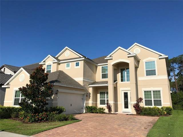 8298 Lookout Pointe Drive, Windermere, FL 34786 (MLS #O5854090) :: Griffin Group