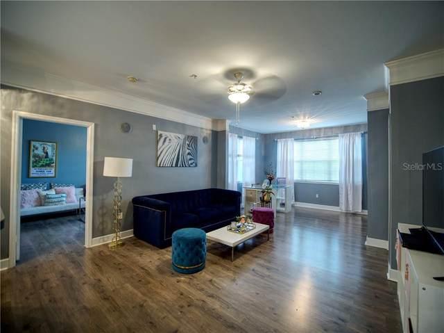 3209 Parkchester Square Boulevard #106, Orlando, FL 32835 (MLS #O5854109) :: Bustamante Real Estate
