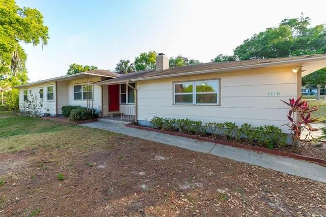 1510 Overlook Drive, Mount Dora, FL 32757 (MLS #O5854237) :: Premier Home Experts