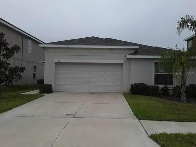 1506 Climbing Dayflower Drive, Ruskin, FL 33570 (MLS #O5854288) :: The Robertson Real Estate Group
