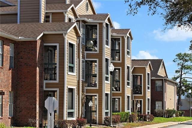 4400 Thornbriar Lane #203, Orlando, FL 32822 (MLS #O5854384) :: Baird Realty Group