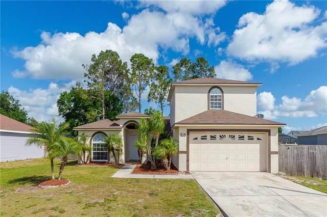 23 Bradford Court, Kissimmee, FL 34758 (MLS #O5854418) :: Premium Properties Real Estate Services