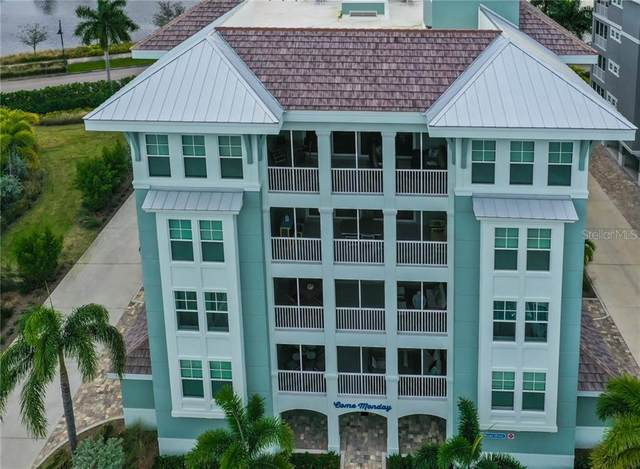 379 Aruba Circle #303, Bradenton, FL 34209 (MLS #O5854482) :: The Paxton Group