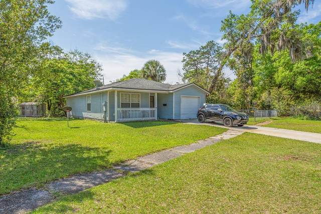 1082 Lake Forest Boulevard, Jacksonville, FL 32208 (MLS #O5854486) :: Burwell Real Estate