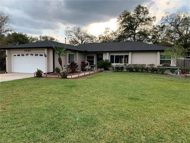 1020 Waverly Drive, Longwood, FL 32750 (MLS #O5854542) :: Premier Home Experts