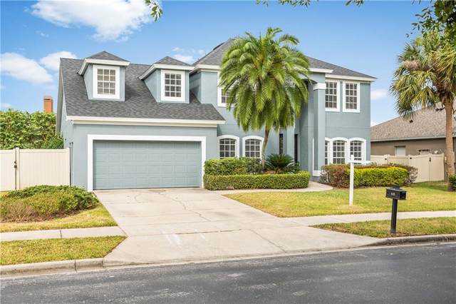 448 Lake Amberleigh Drive, Winter Garden, FL 34787 (MLS #O5854544) :: Bosshardt Realty