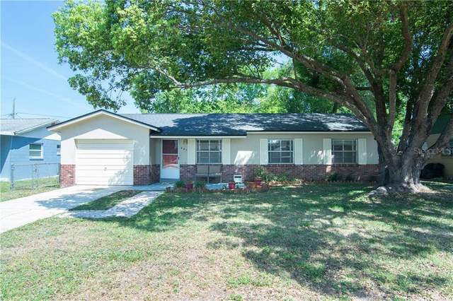 681 Hibiscus Rd, Casselberry, FL 32707 (MLS #O5854597) :: The Paxton Group