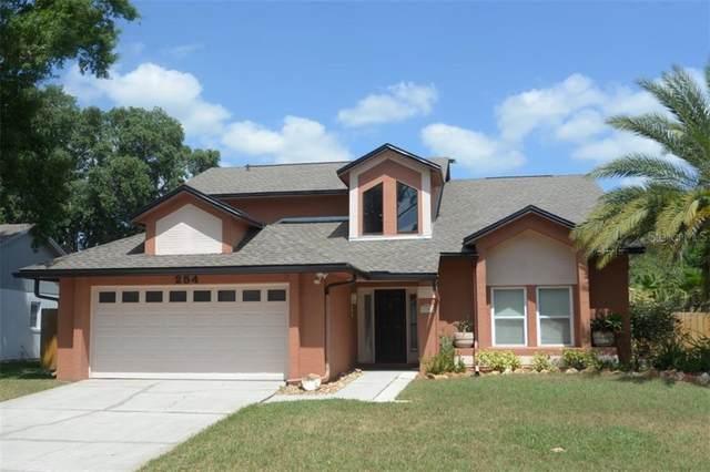 254 Stillwater Drive, Oviedo, FL 32765 (MLS #O5854599) :: Kendrick Realty Inc