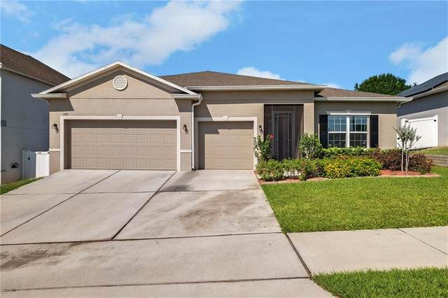 1387 Water Willow Drive, Groveland, FL 34736 (MLS #O5854680) :: Premium Properties Real Estate Services