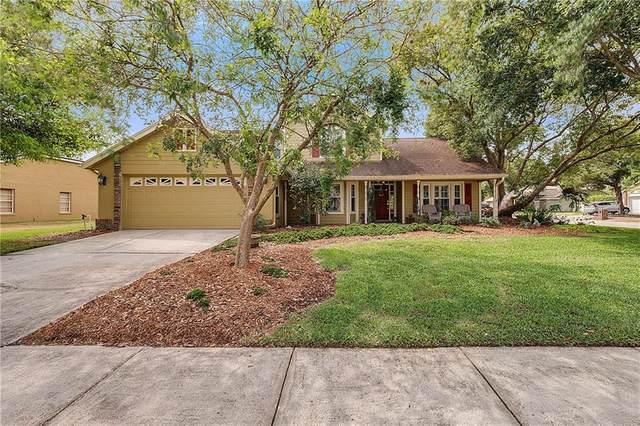 1567 Thornhill Circle, Oviedo, FL 32765 (MLS #O5854731) :: Kendrick Realty Inc