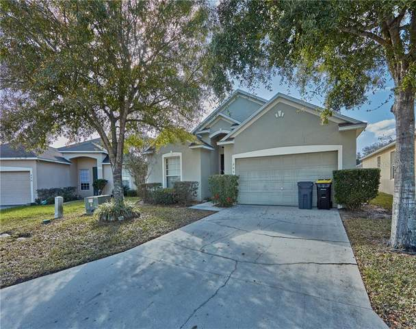 266 Sigmund Loop, Davenport, FL 33837 (MLS #O5854765) :: Bustamante Real Estate