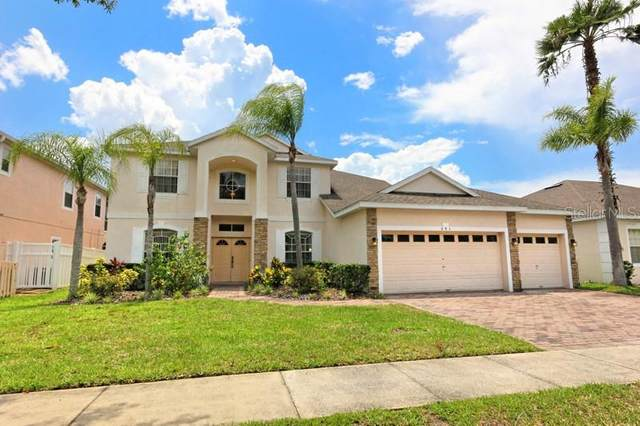 201 Belfry Drive, Davenport, FL 33897 (MLS #O5854830) :: Premium Properties Real Estate Services