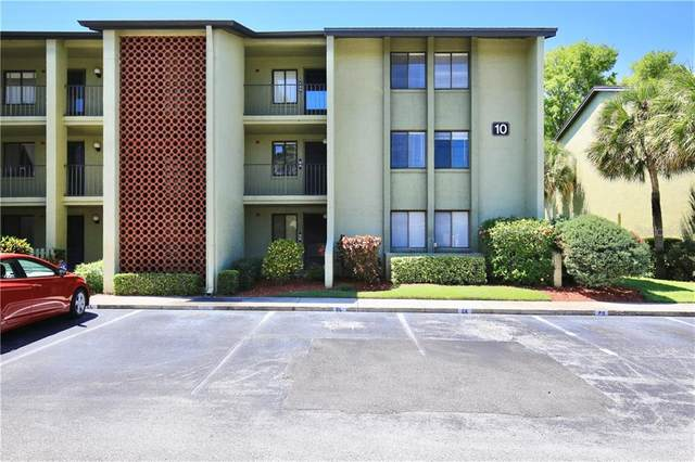 10 Escondido Circle #99, Altamonte Springs, FL 32701 (MLS #O5854863) :: Premium Properties Real Estate Services