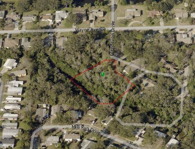 0 Glendevon Drive, New Smyrna Beach, FL 32168 (MLS #O5854889) :: KELLER WILLIAMS ELITE PARTNERS IV REALTY