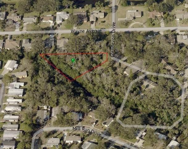 0 Glendevon Drive, New Smyrna Beach, FL 32168 (MLS #O5854915) :: BuySellLiveFlorida.com