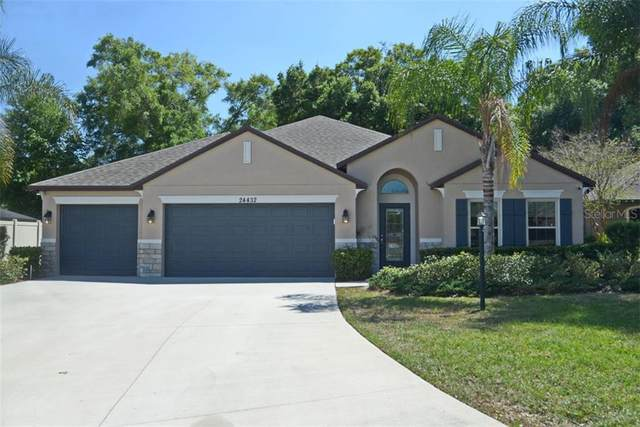 24432 Woodhill Court, Sorrento, FL 32776 (MLS #O5854937) :: Team Bohannon Keller Williams, Tampa Properties