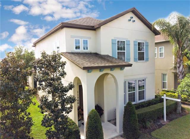 11566 Ashlin Park Boulevard, Windermere, FL 34786 (MLS #O5855071) :: Premier Home Experts